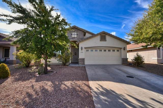 5524 Wilder Drive, Sierra Vista, AZ 85635 (MLS #6165358) :: Long Realty West Valley