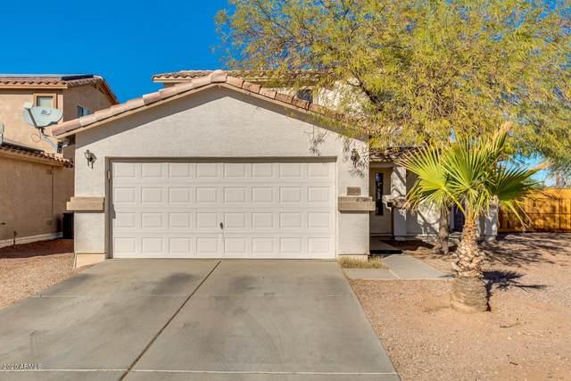 804 W Melrose Drive, Casa Grande, AZ 85122 (MLS #6165359) :: Yost Realty Group at RE/MAX Casa Grande