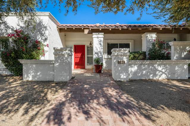 8014 E Sharon Drive, Scottsdale, AZ 85260 (MLS #6165361) :: The Daniel Montez Real Estate Group