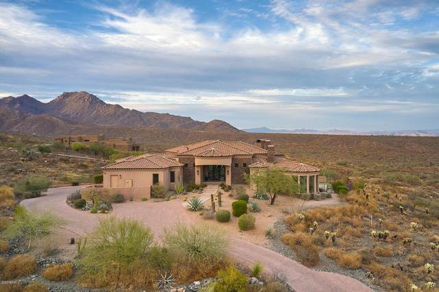 16746 N Mountain Parkway, Fountain Hills, AZ 85268 (MLS #6165373) :: The Laughton Team