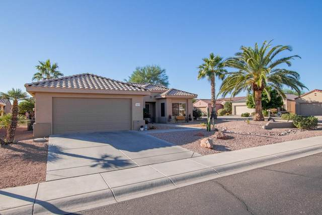 16533 W Sandia Park Drive, Surprise, AZ 85374 (MLS #6165393) :: The Daniel Montez Real Estate Group