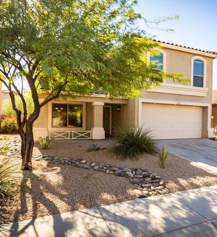 109 W Canyon Rock Road, San Tan Valley, AZ 85143 (#6165395) :: The Josh Berkley Team