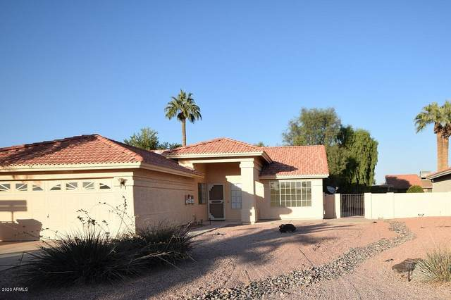 25801 S Hollygreen Drive, Sun Lakes, AZ 85248 (MLS #6165400) :: Long Realty West Valley