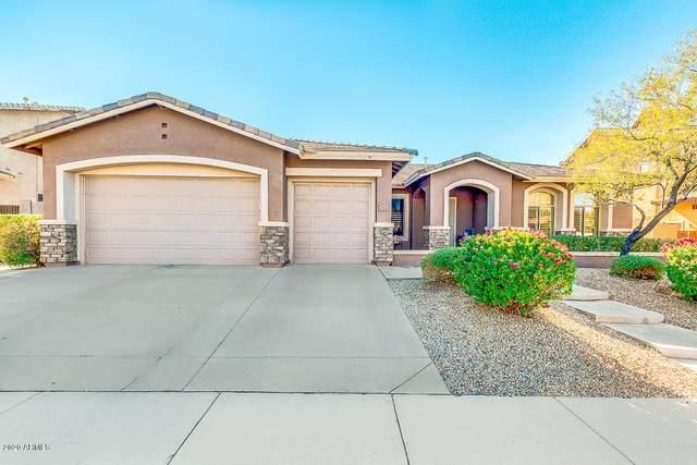 2821 W Adventure Drive, Anthem, AZ 85086 (MLS #6165406) :: West Desert Group | HomeSmart
