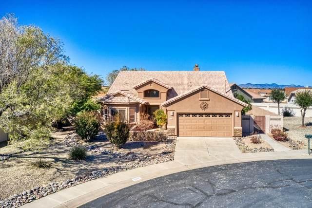 2067 Sandspring Court, Sierra Vista, AZ 85650 (MLS #6165415) :: Long Realty West Valley
