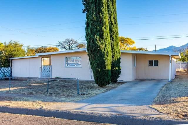 248 W Berridge Drive, Sierra Vista, AZ 85635 (MLS #6165426) :: The Carin Nguyen Team
