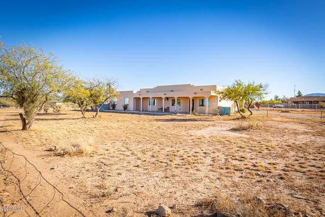 4200 E Glenn Road, Sierra Vista, AZ 85650 (MLS #6165427) :: Long Realty West Valley