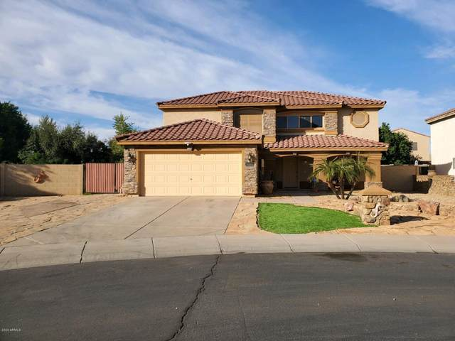 15302 N 158TH Lane, Surprise, AZ 85379 (MLS #6165444) :: NextView Home Professionals, Brokered by eXp Realty