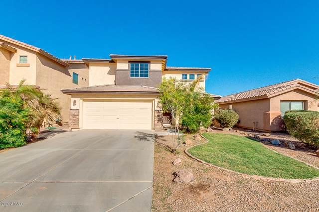 45388 W Woody Road, Maricopa, AZ 85139 (#6165454) :: The Josh Berkley Team