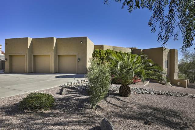 10800 N Buffalo Drive, Fountain Hills, AZ 85268 (MLS #6165463) :: The Laughton Team
