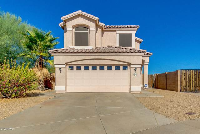 2145 N Terripin Circle, Mesa, AZ 85207 (MLS #6165464) :: The Laughton Team