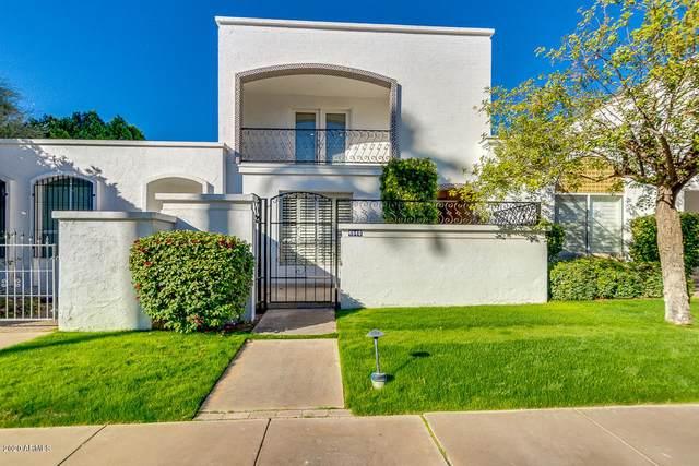 4840 N 72ND Way, Scottsdale, AZ 85251 (MLS #6165469) :: Keller Williams Realty Phoenix