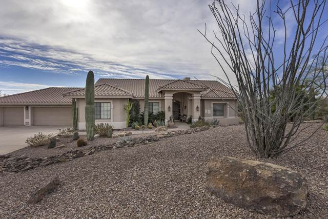 16509 E Kingstree Boulevard, Fountain Hills, AZ 85268 (MLS #6165471) :: CANAM Realty Group