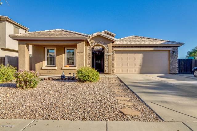 22145 E Calle De Flores Road, Queen Creek, AZ 85142 (MLS #6165474) :: The Daniel Montez Real Estate Group