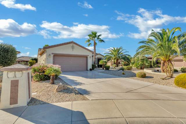 19839 N Rawhide Way, Surprise, AZ 85387 (MLS #6165490) :: Devor Real Estate Associates