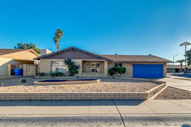 4335 W Larkspur Drive, Glendale, AZ 85304 (MLS #6165491) :: Devor Real Estate Associates