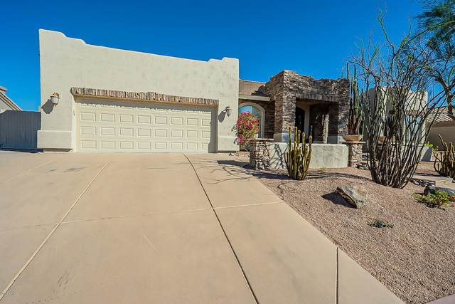4055 N Recker Road #89, Mesa, AZ 85215 (MLS #6165492) :: Devor Real Estate Associates