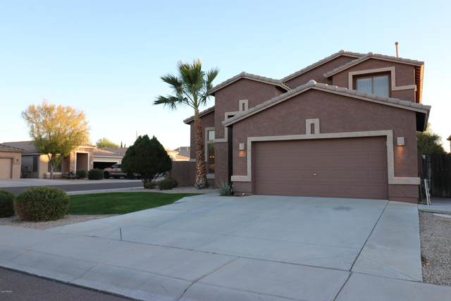 9137 W Irma Lane, Peoria, AZ 85382 (MLS #6165498) :: The Daniel Montez Real Estate Group