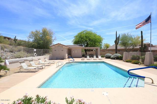 17354 E Via Del Oro, Fountain Hills, AZ 85268 (MLS #6165500) :: The Laughton Team
