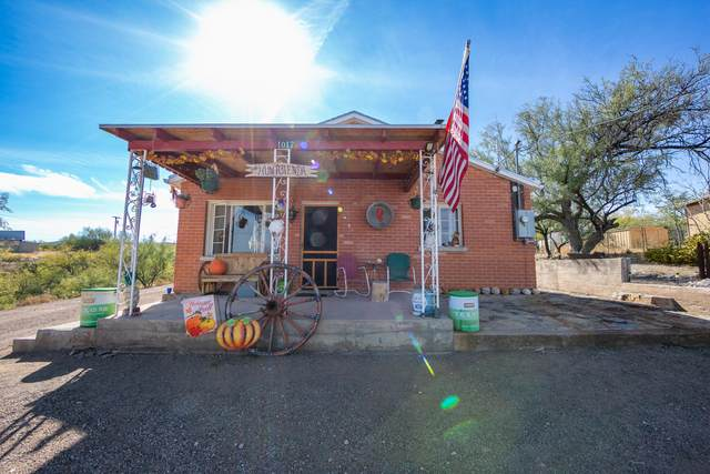 1017 E Safford Street, Tombstone, AZ 85638 (MLS #6165503) :: RE/MAX Desert Showcase