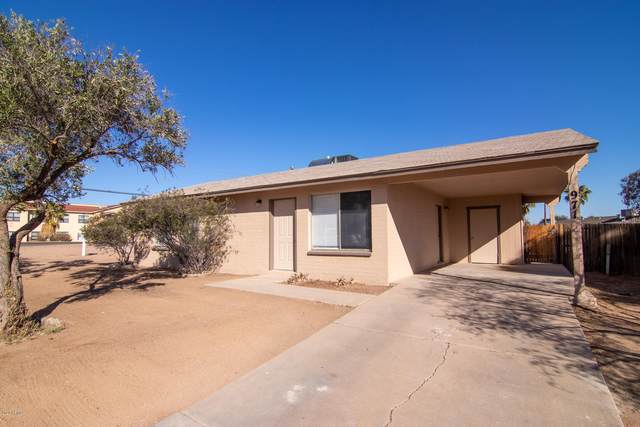 971 N Sonora Street, Coolidge, AZ 85128 (MLS #6165506) :: The Laughton Team