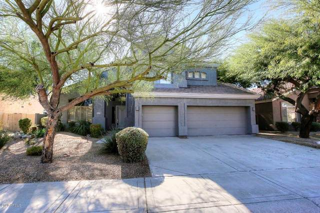 7337 E Tailfeather Drive, Scottsdale, AZ 85255 (MLS #6165508) :: The Daniel Montez Real Estate Group