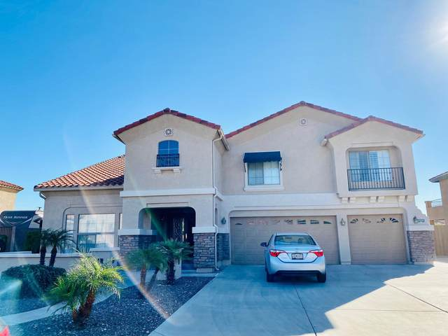 9565 W Oberlin Way, Peoria, AZ 85383 (MLS #6165513) :: The Daniel Montez Real Estate Group