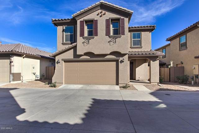 16636 W Culver Street, Goodyear, AZ 85338 (MLS #6165515) :: Long Realty West Valley