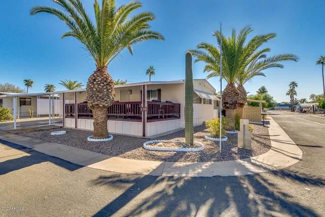 9501 E Broadway Road #238, Mesa, AZ 85208 (MLS #6165519) :: The Laughton Team