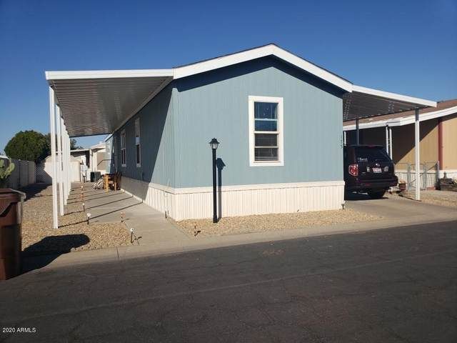 7810 W Peoria Avenue #175, Peoria, AZ 85345 (MLS #6165537) :: Keller Williams Realty Phoenix