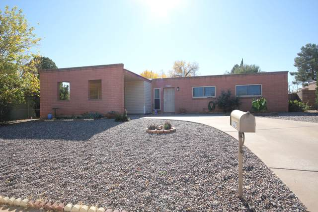 1172 Mesquite Drive, Sierra Vista, AZ 85635 (MLS #6165540) :: Long Realty West Valley