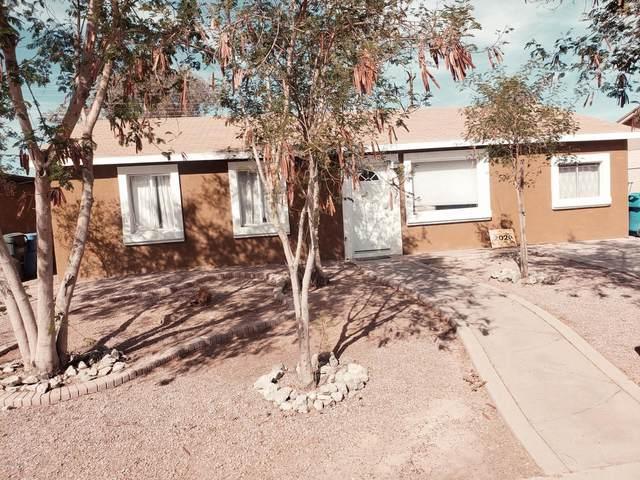 5846 W Cheery Lynn Road, Phoenix, AZ 85031 (MLS #6165542) :: Brett Tanner Home Selling Team