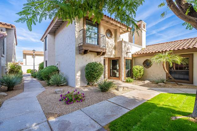 6249 N 78TH Street #5, Scottsdale, AZ 85250 (MLS #6165552) :: Klaus Team Real Estate Solutions