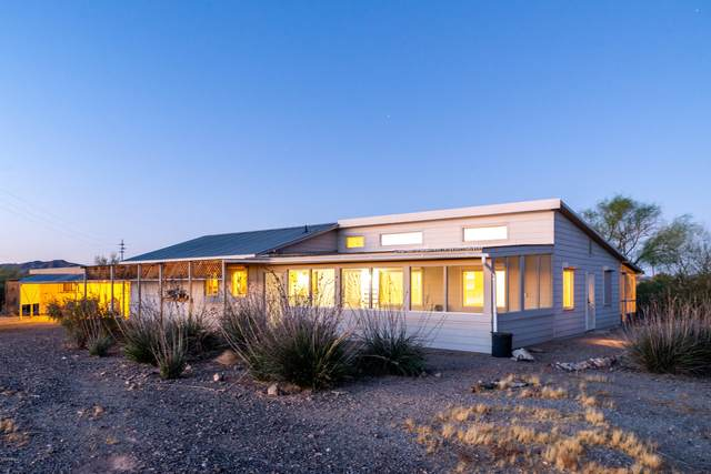 40611 Salome Road, Salome, AZ 85348 (MLS #6165558) :: Klaus Team Real Estate Solutions