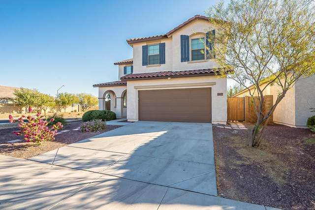 26337 N 131ST Drive, Peoria, AZ 85383 (MLS #6165570) :: Long Realty West Valley