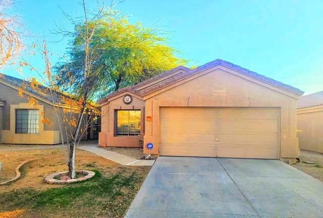 9753 E Butte Street, Mesa, AZ 85207 (MLS #6165573) :: CANAM Realty Group