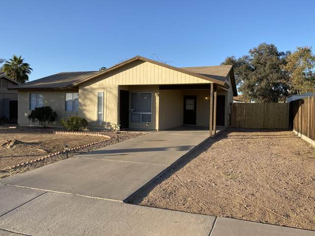 2512 E Impala Avenue, Mesa, AZ 85204 (MLS #6165576) :: The Riddle Group