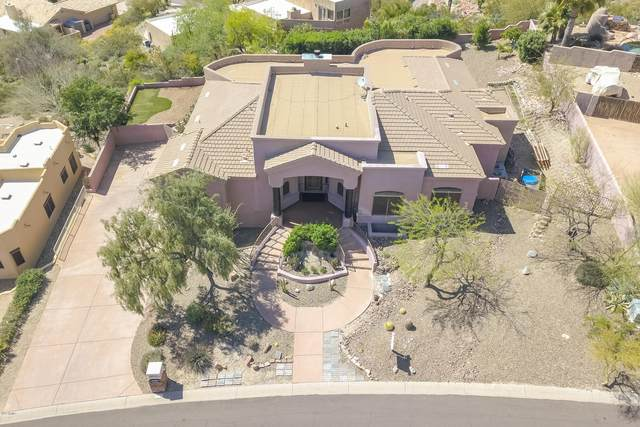 16012 N Nyack Drive, Fountain Hills, AZ 85268 (MLS #6165578) :: Walters Realty Group