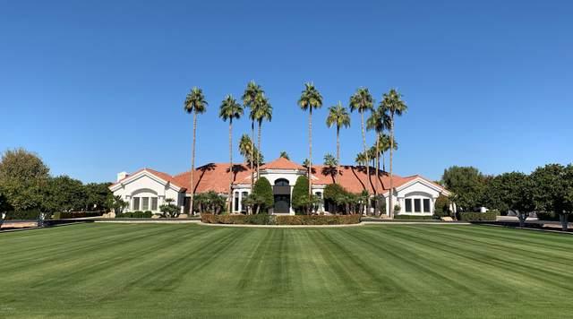 3818 E Brown Road, Mesa, AZ 85205 (MLS #6165584) :: The Property Partners at eXp Realty
