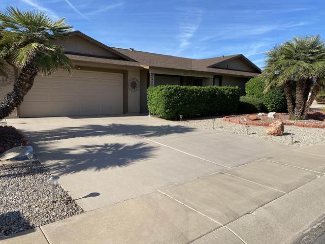 18036 N 134TH Drive, Sun City West, AZ 85375 (MLS #6165594) :: Klaus Team Real Estate Solutions