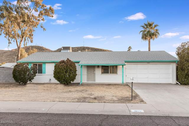 1625 W Eugie Avenue, Phoenix, AZ 85029 (MLS #6165610) :: Brett Tanner Home Selling Team