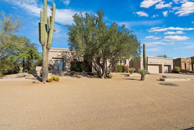 8402 E La Junta Road, Scottsdale, AZ 85255 (MLS #6165628) :: Brett Tanner Home Selling Team