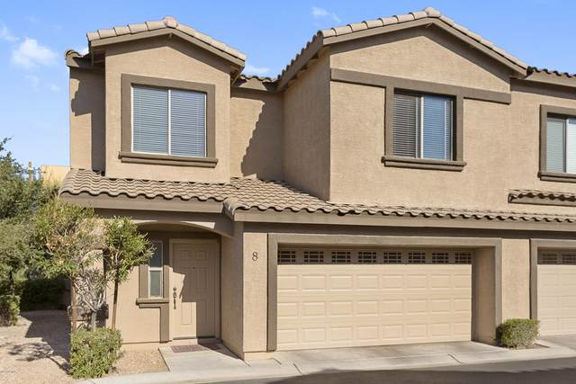 3006 N 37TH Street #8, Phoenix, AZ 85018 (MLS #6165630) :: The Laughton Team