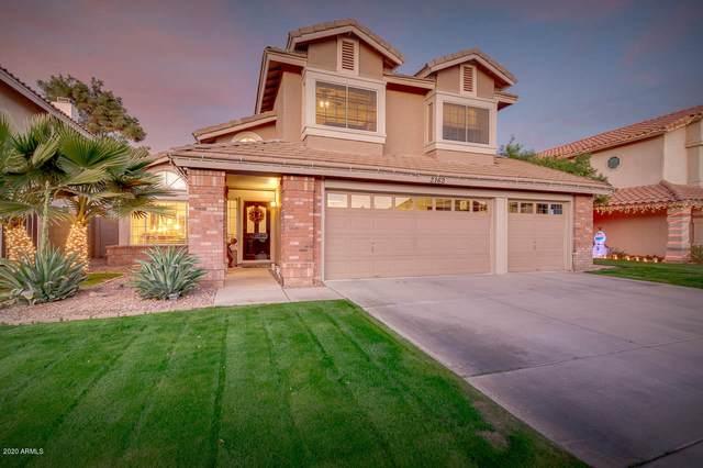 2162 E Chesapeake Drive, Gilbert, AZ 85234 (MLS #6165635) :: The Copa Team | The Maricopa Real Estate Company