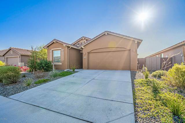 12793 E Crystal Forest, Gold Canyon, AZ 85118 (MLS #6165636) :: Long Realty West Valley