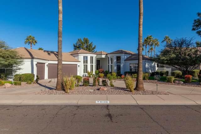 9106 E Charter Oak Drive, Scottsdale, AZ 85260 (MLS #6165670) :: Homehelper Consultants