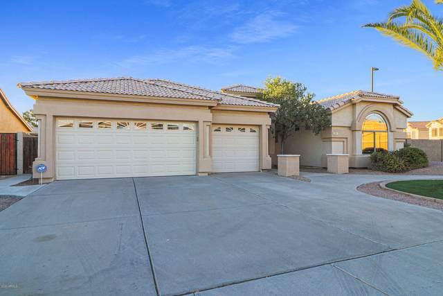 1384 N Quail Lane, Gilbert, AZ 85233 (MLS #6165684) :: Brett Tanner Home Selling Team