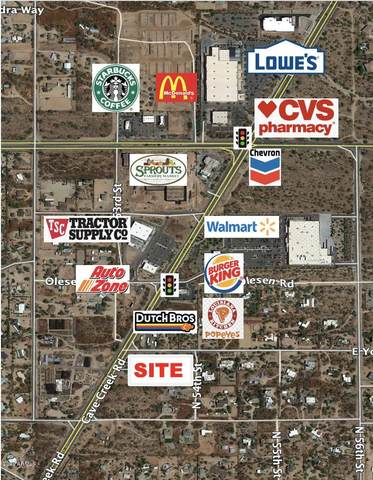33645 N Cave Creek Road, Cave Creek, AZ 85331 (MLS #6165697) :: CANAM Realty Group
