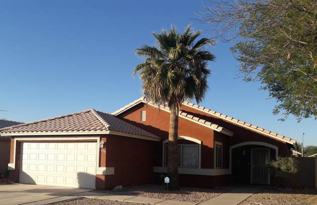 16114 W Mesquite Drive, Goodyear, AZ 85338 (MLS #6165698) :: Brett Tanner Home Selling Team