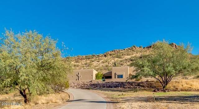 225 E Circle Mountain Road, New River, AZ 85087 (MLS #6165699) :: Long Realty West Valley